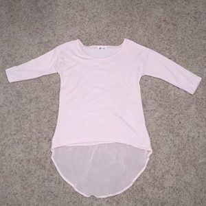 Wallflower Top size M great condition