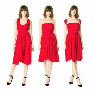 The Infinite Dress by Hayley Starr in red (New)