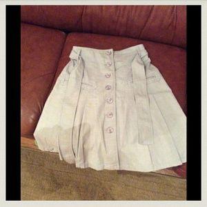 Vintage High waist skirt