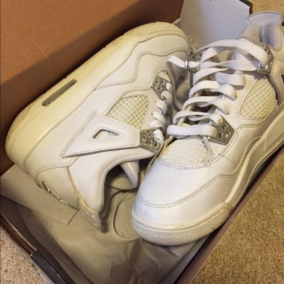bdbed55f323 Jordan Shoes | Retro 4s Pure Money Iv 2006 Release 4y | Poshmark