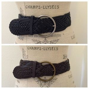 Bundle of Banana Republic belts