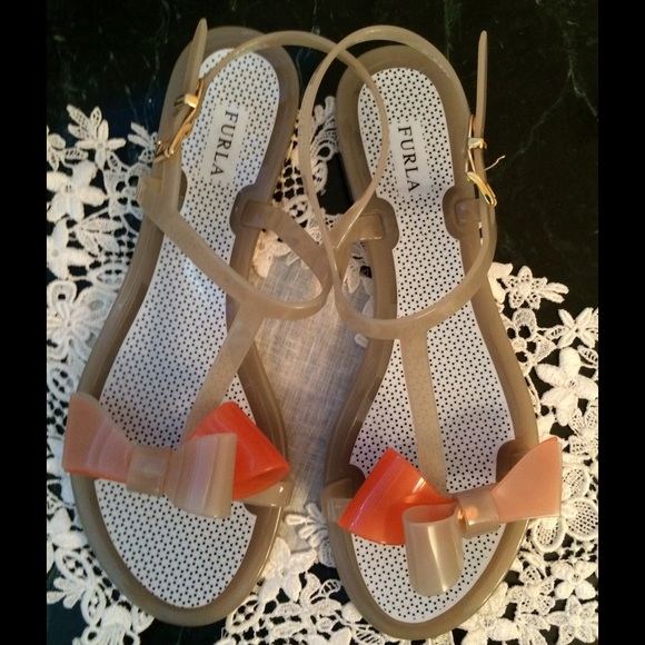 81868a280f43 Furla Shoes - Furla jelly sandals