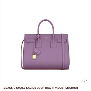 100% GUARANTEED AUTHENTIC SAC DE JOUR
