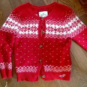 Swell 93 Off Hollister Sweaters Hollister Christmas Sweater From Easy Diy Christmas Decorations Tissureus
