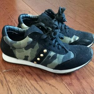 Forever 21 Shoes - SOLD Camo sneakers
