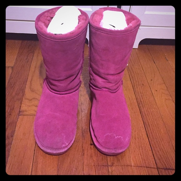 Bear Paws Boots uk Bear Paw Boots Pink Bear Paw