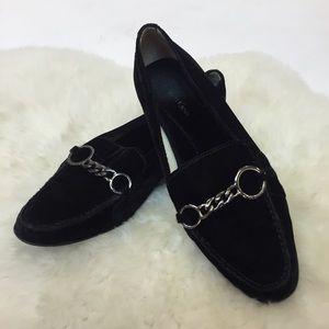 Calvin Klein Shoes - Calvin Klein Velvet Loafers