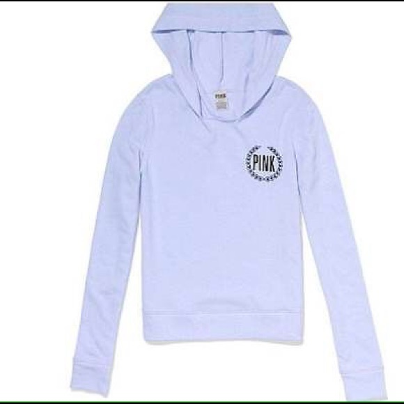 VS Pink Limited Edition Perfect Pullover Hoodie
