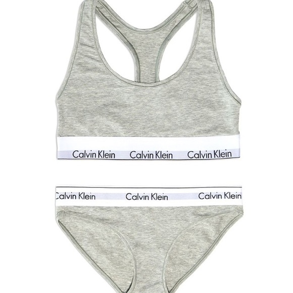 20 off calvin klein other calvin klein sports bra and. Black Bedroom Furniture Sets. Home Design Ideas