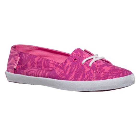 2d9c545912 NEW Vans Pink Palisades Vulc Shoes!