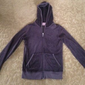 Juicy couture small sweat jacket