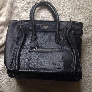 yves saint laurent backpack - 60% off Handbags - Faux Celine look-alike bag from K's closet on ...