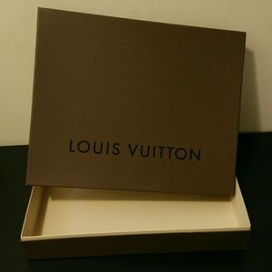 Louis Vuitton large box