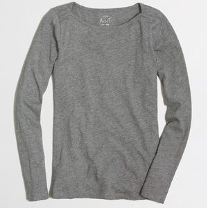J.crew Long-Sleeve Artist Boatneck