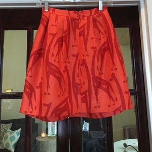 Orla Kiely Skirts - Orla Keily Giraffe Print Skirt