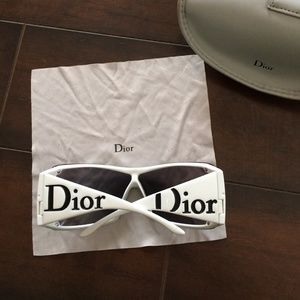 Authentic Dior sunglasses special edition!