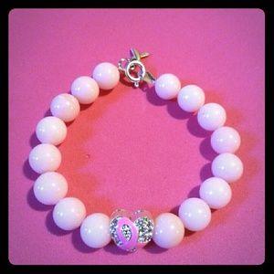 Jewelry - Glass Beads Bracelet
