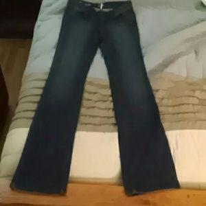 Loft Modern Boot cut jeans