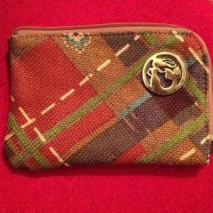 Spartina Zip Around Wallet
