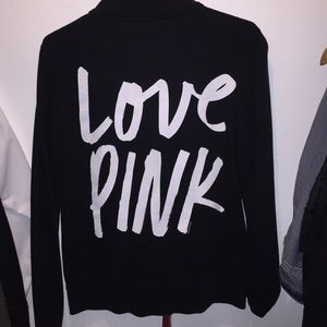 PINK Victoria's Secret Sweaters - Love pink pullover
