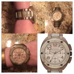 **SOLD** Michael Kors Tribeca Chronograph watch