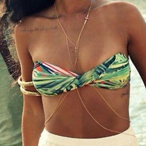 Jewelry - Rhianna Crossover Body Chain