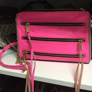 Rebecca Minkoff cross body bag!!! REDUCED