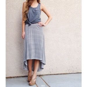 last one! | new | striped skirt