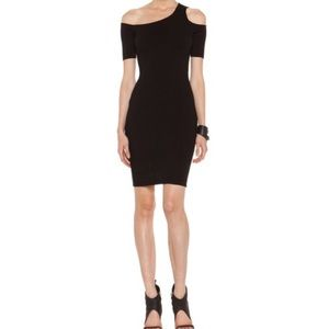 Helmut Lang Dresses & Skirts - Helmut Lang One Shoulder Dress