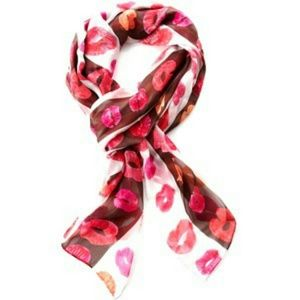 henri bendel Accessories - Henri Bendel Kiss & Tell Scarf