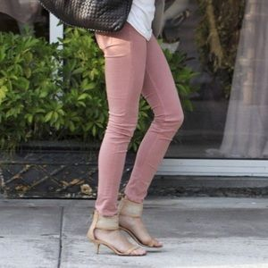 All saints ashby skinny jeans seen on celebrities