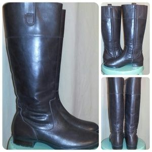 RALPH LAUREN Sz.6.5 Chocolate Brown Riding boots