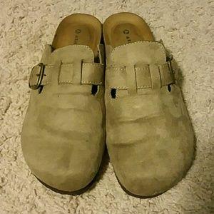60 Off Airwalk Shoes Airwalk Black Suede Like Clogs