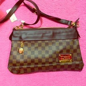 Handbags - Look-a-like Louis Vuitton Crossbody Purse