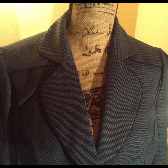 Nine West Jackets & Coats - Blue Blazer