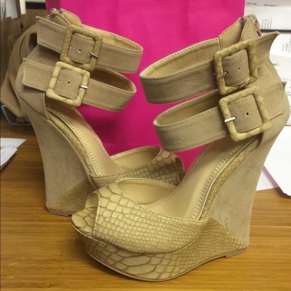 71 liliana shoes liliana platform wedges from