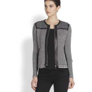 Rebecca Taylor tweed jacket.