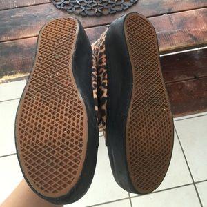 cc6494765c0d Vans Shoes - Vans Skate-Hi Leopard Creepers