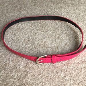 Accessories - Beautiful pink belt