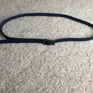 Accessories - Navy belt