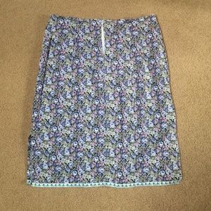 Tag Rag Skirts - Adorable Floral Skirt