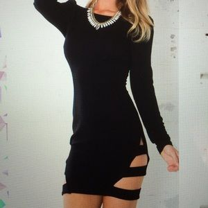 Completely new little black & sexy clubbing dress