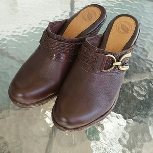 Clark's Nurture leather shoes.