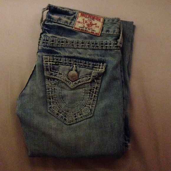 True Religion  Denim - True Religion Flare Jeans size 25