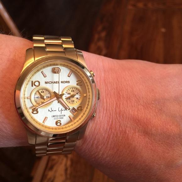 2250bc46b4e5 RARE Limited edition Michael Kors Watch. M 5507625a7eb29f53e600f35f