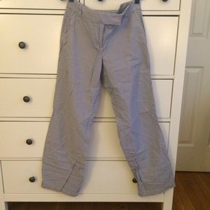 Jcrew city fit pants