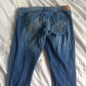 how to make jeans skinnier
