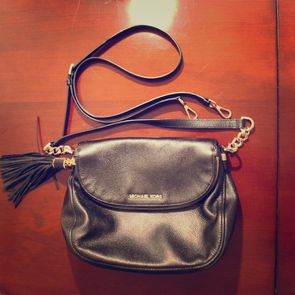 13918343d75b MK Bedford Medium Tassel Convertible Shoulder Bag.  M 550775785640ef06f001cb0e. Other Bags you may like. Michael Kors ...