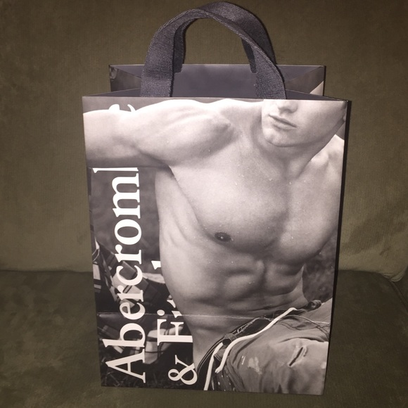 33% off Abercrombie & Fitch Accessories - Abercrombie Fitch paper ...
