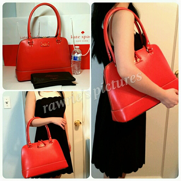 large red handbag | Beautiful Handbag Shop